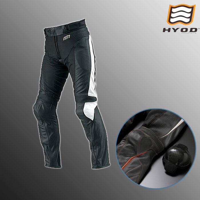 HYOD PRODUCTS HSP708 ST-X MESH PANTS(ブーツアウト) メッシュ パンツ 春夏用 ブラック/ホワイト◆全3色◆