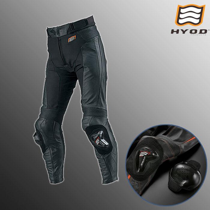 HYOD PRODUCTS HSP709 ST-X MESH PANTS(ブーツイン) メッシュ パンツ  春夏用 ブラック◆全2色◆