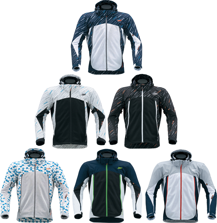 HYOD PRODUCTS ST-S Lite ACLYS[アキュリス] D3O PARKA STJ305DS