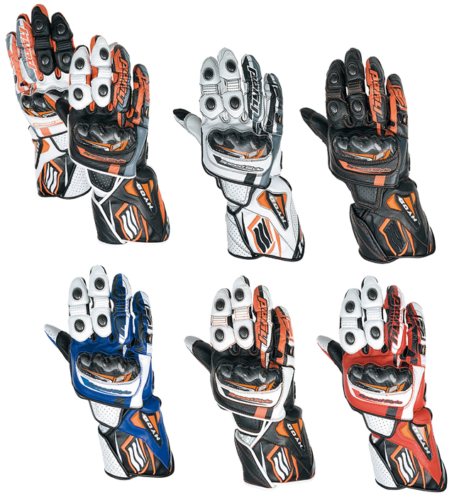 HYOD PRODUCTS EVOLUTION RACING GLOVES