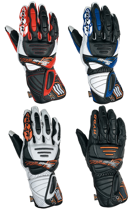 HYOD PRODUCTS 009 D3O RACING GLOVES HRG002DN