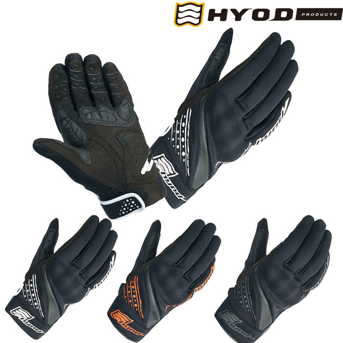 HYOD PRODUCTS 〔WEB価格〕HSG009ST-X ALL WEATHER RIDE GLOVES グローブ