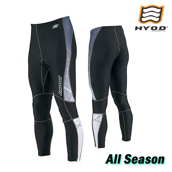 HYOD PRODUCTS HRU003SP BOOST UNDER PANTS SPLASH [スプラッシュ]  ブラック/ホワイト◆全6色◆