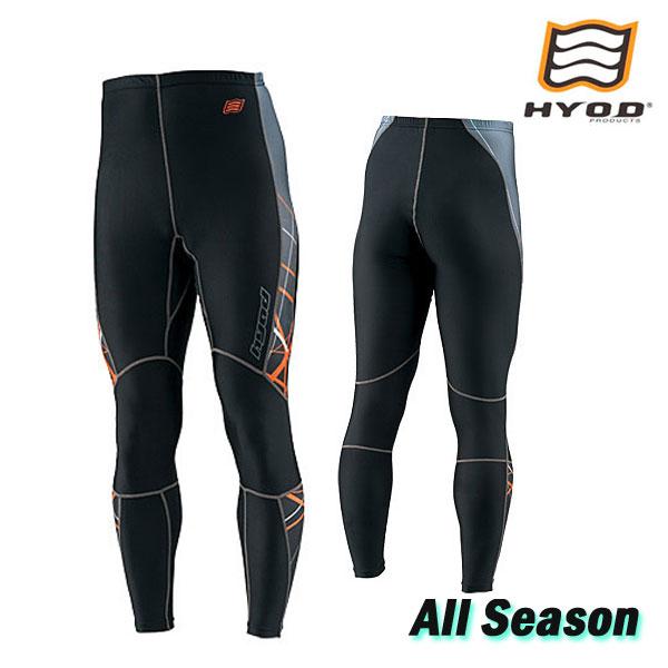 HYOD PRODUCTS HRU003SP BOOST UNDER PANTS SPLASH [スプラッシュ]  オレンジ/ブラック◆全6色◆