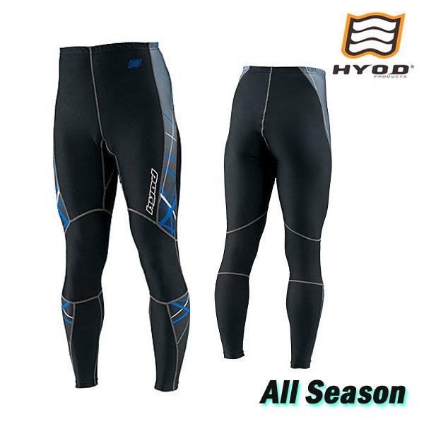 HYOD PRODUCTS HRU003SP BOOST UNDER PANTS SPLASH [スプラッシュ]  ブルー/ブラック◆全6色◆