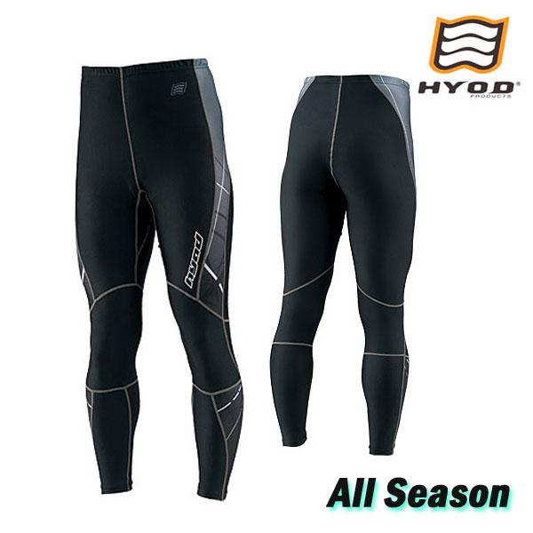 HYOD PRODUCTS HRU003SP BOOST UNDER PANTS SPLASH [スプラッシュ]  ブラック/ブラック◆全6色◆