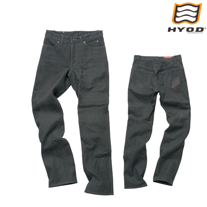 HYOD PRODUCTS SMP003 SMART LEATHER PANTS エイジドブラック◆全2色◆