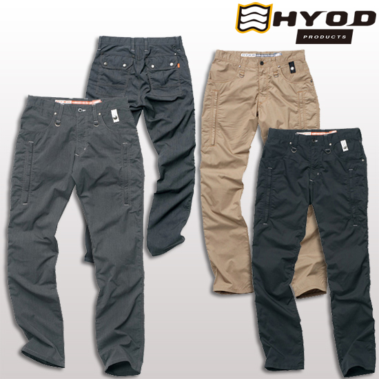 HYOD PRODUCTS 【在庫限り】HYD518DS D3O VENT PANTS パンツ 春夏用