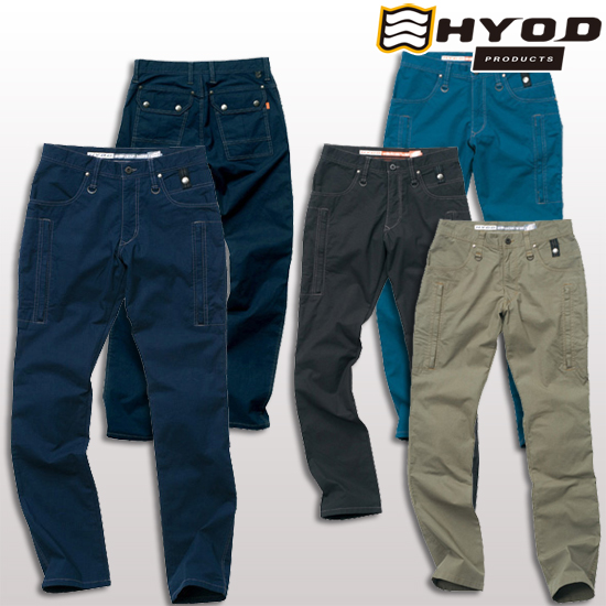 HYOD PRODUCTS HYD518DS D3O VENT PANTS パンツ 春夏用