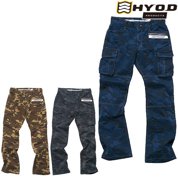HYOD PRODUCTS 【在庫限り】HYD513DN D3O CARGO PANTS カーゴパンツ 春夏用