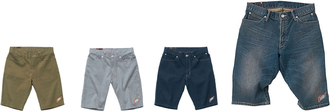 HYOD PRODUCTS SPORTS SHORTS