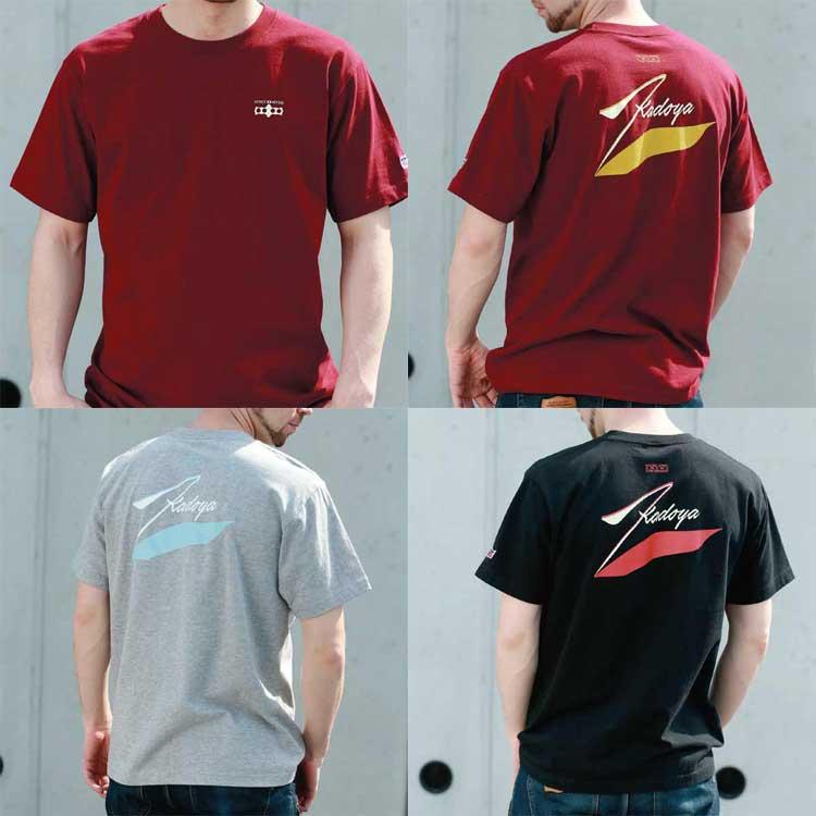 KADOYA Tシャツ SPIRIT 4 EVER-T
