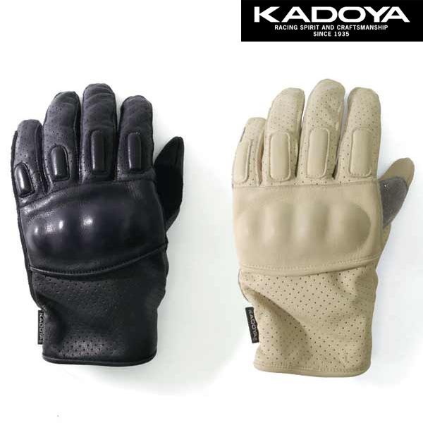 KADOYA 〔WEB価格〕3345 NKG-RS パンチレザーグローブ