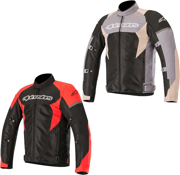 alpinestars 〔WEB価格〕ROMA AIR WATER PROOF JACKET