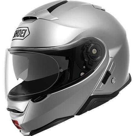 SHOEI ヘルメット NEOTECⅡ 【ネオテック2】 システムヘルメット ライトシルバー
