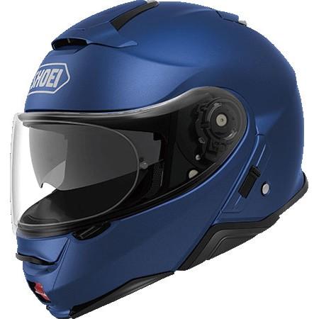 SHOEI ヘルメット NEOTECⅡ 【ネオテック2】 システムヘルメット マットブルーメタリック