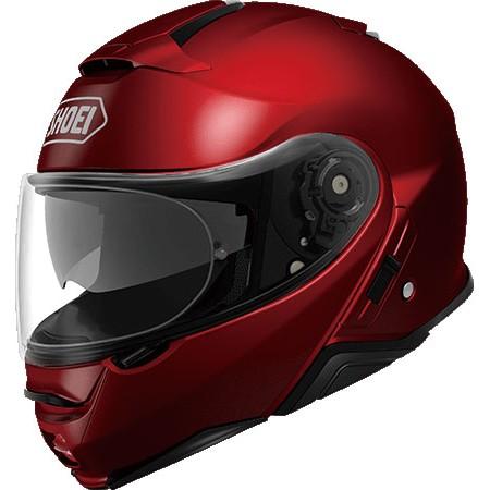 SHOEI ヘルメット NEOTECⅡ 【ネオテック2】 システムヘルメット ワインレッド