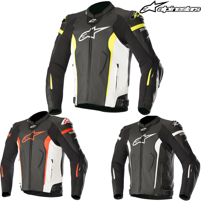 alpinestars 〔WEB価格〕 MISSILE LEATHER JACKET -TECH AIR COMPATIBLE-