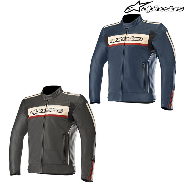 alpinestars 〔WEB価格〕 DYNO V2 LEATHER JACKET
