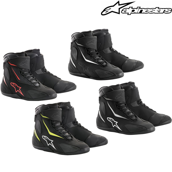 alpinestars 〔WEB価格〕 FASTBACK-2 DRYSTAR SHOES