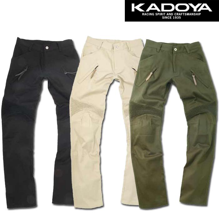 KADOYA 〔WEB価格〕6573 URBAN RIDE PANTS-2 アーバンライドパンツ 春夏用