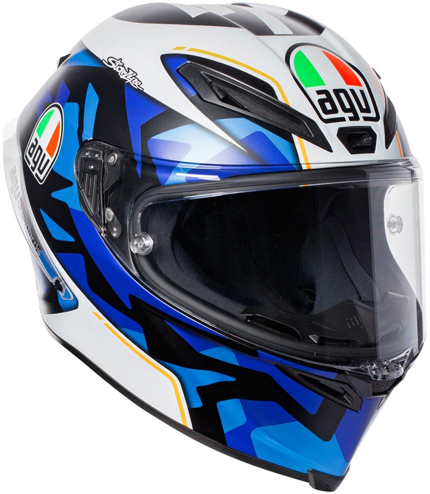 AGV CORSA R / ESPARGARO 2017【エスパルガロ】 フルフェイス ヘルメット