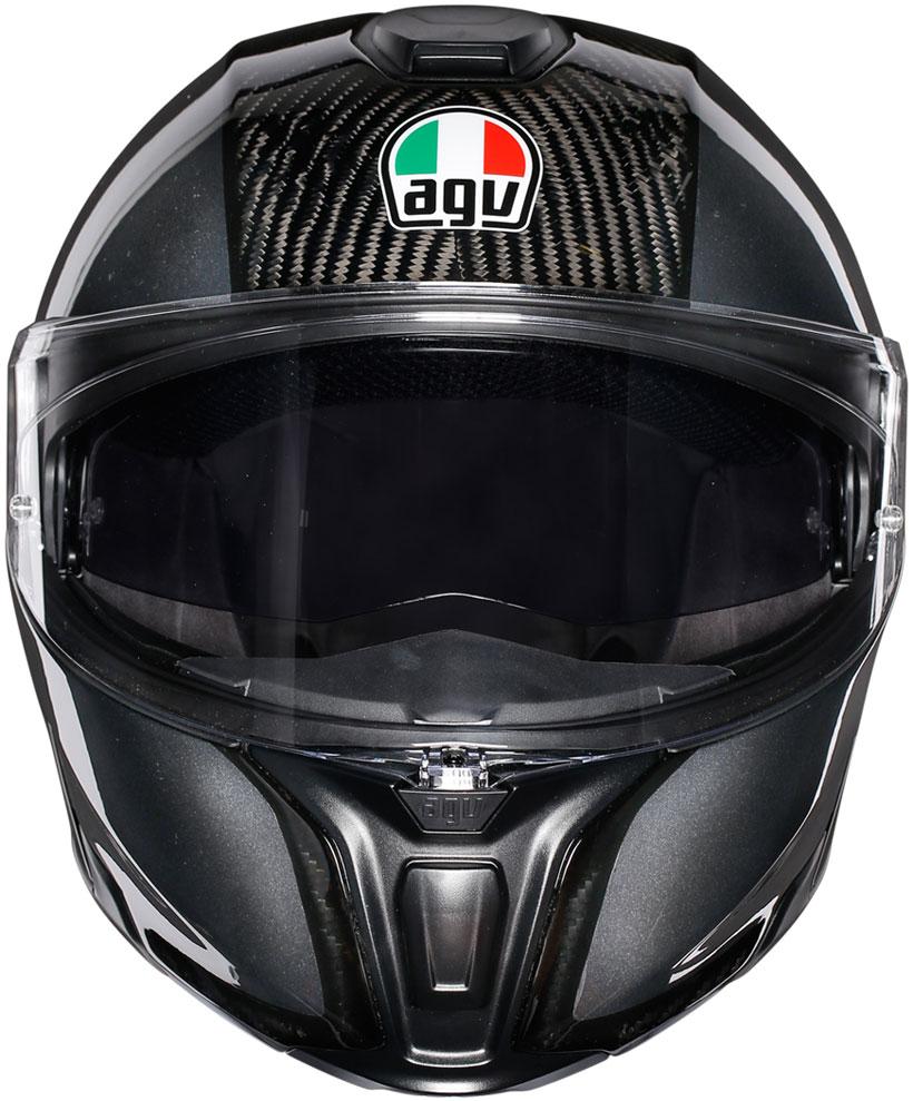 agv agv sportmodular carbon dark grey スポーツモデュラー カーボン