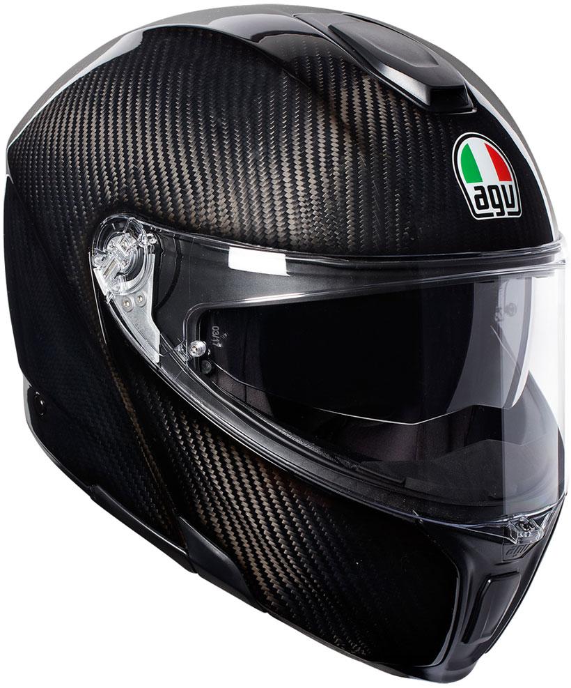 AGV SPORTMODULAR/GLOSSY CARBON【スポーツモデュラー/グロッシーカーボン】 フルフェイス ヘルメット