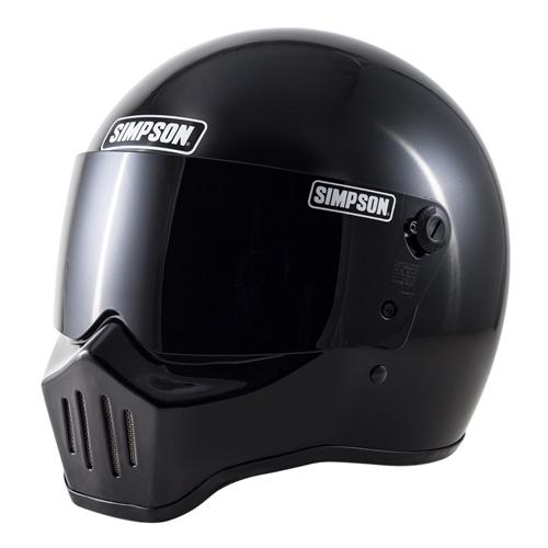 SIMPSON 【お取り寄せ】 RX1 フルフェイスヘルメット ブラック