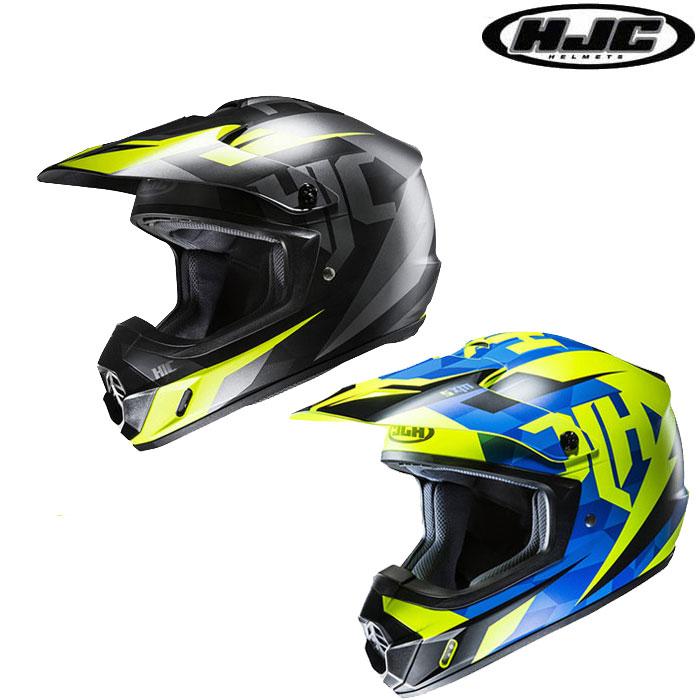 HJC 〔WEB価格〕HJH144 CS-MXII 【ダコタ】 オフロードヘルメット