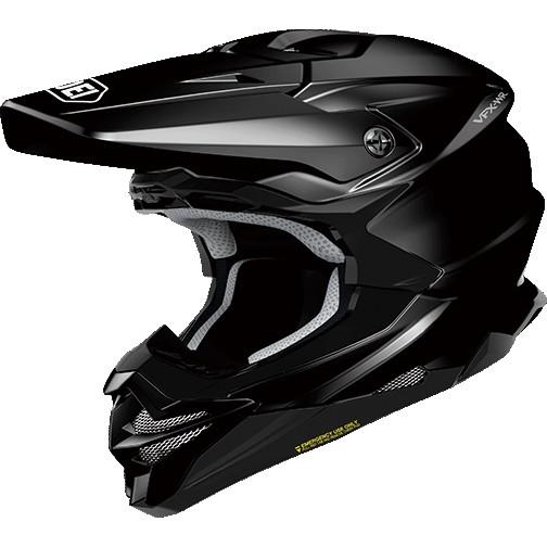 VFX-WR【ブイエフエックス-ダブルアール】 オフロードヘルメット ブラック