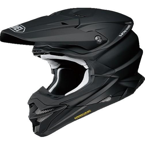 SHOEI ヘルメット VFX-WR【ブイエフエックス-ダブルアール】 オフロードヘルメット マットブラック