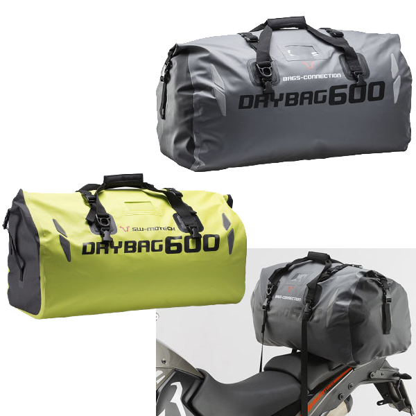 SW-MOTECH DRY BAG 600 防水仕様
