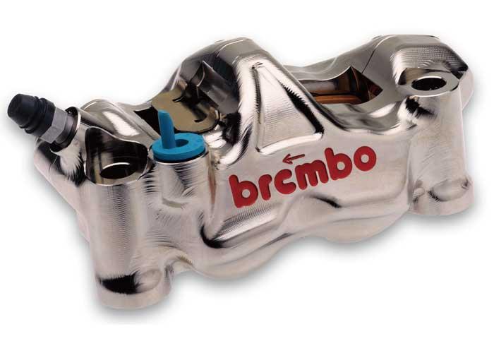 BREMBO ラジアル CNC キャリパー  KIT GP4-RX (左右セット)