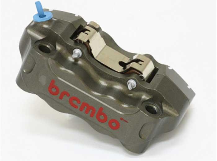 BREMBO ラジアル CNC キャリパー KIT P4 30/34(左右セット)