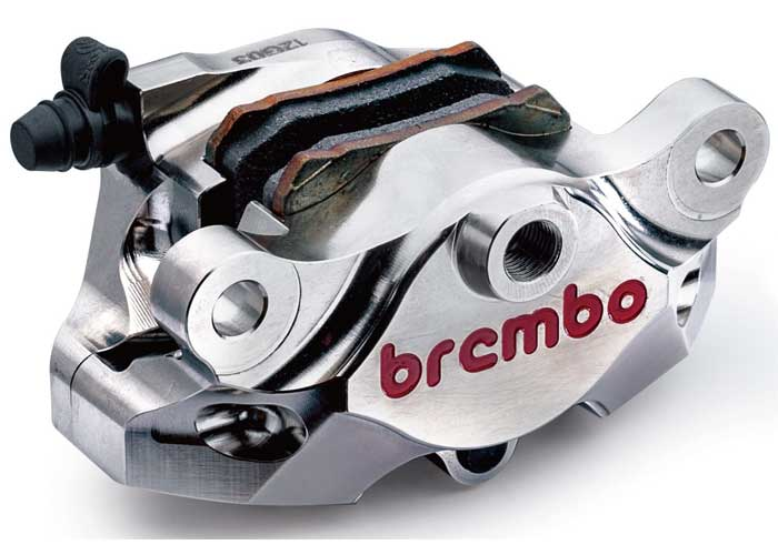 BREMBO Super Sport CNC Rear キャリパー KIT P2 34