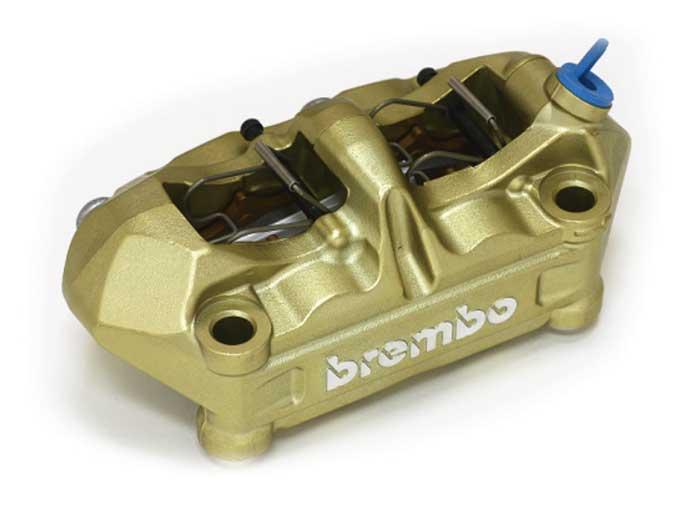 BREMBO ラジアル キャリパー P4 34 右