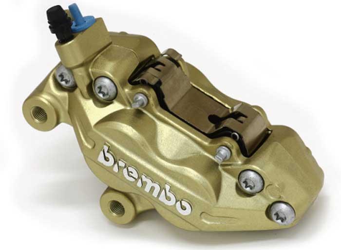 BREMBO Axial キャリパー P4 30/34 左