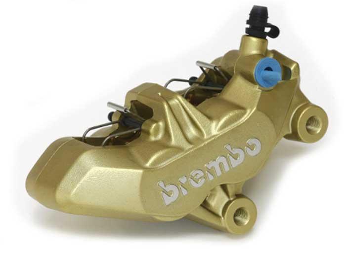 BREMBO Axial キャリパー P4 34 右