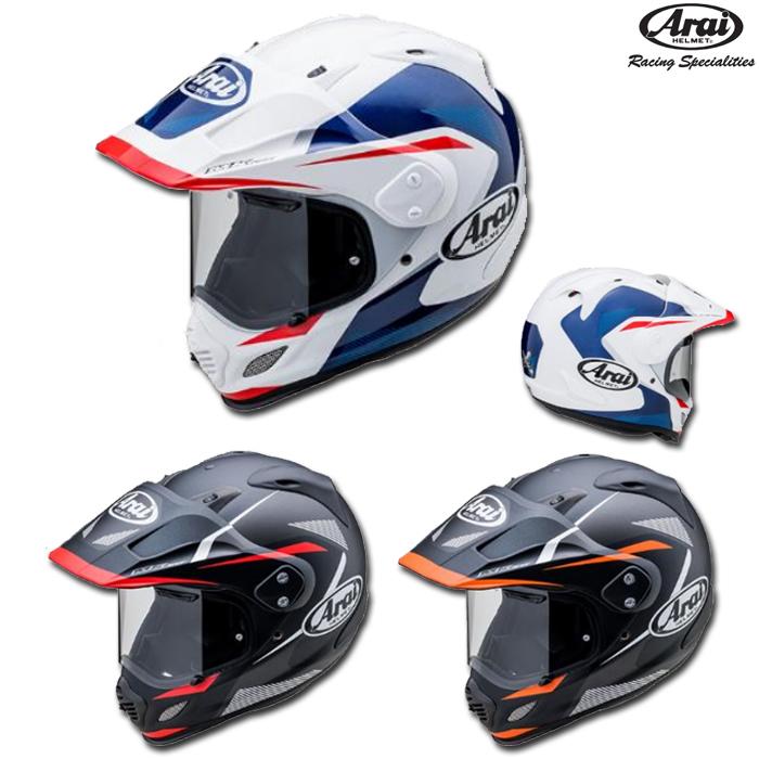 Arai 〔WEB価格〕TOUR CROSS 3 BREAK【ツアークロス3 ブレイク】 オフロード ヘルメット