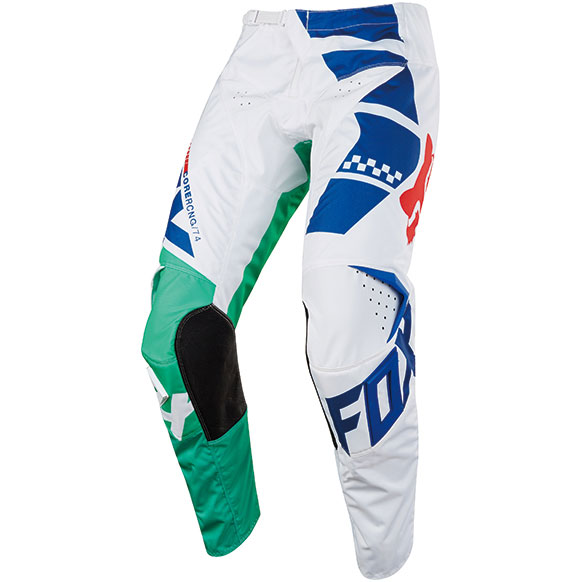 FOX RACING 〔通販限定〕180 サヤク パンツ グリーン
