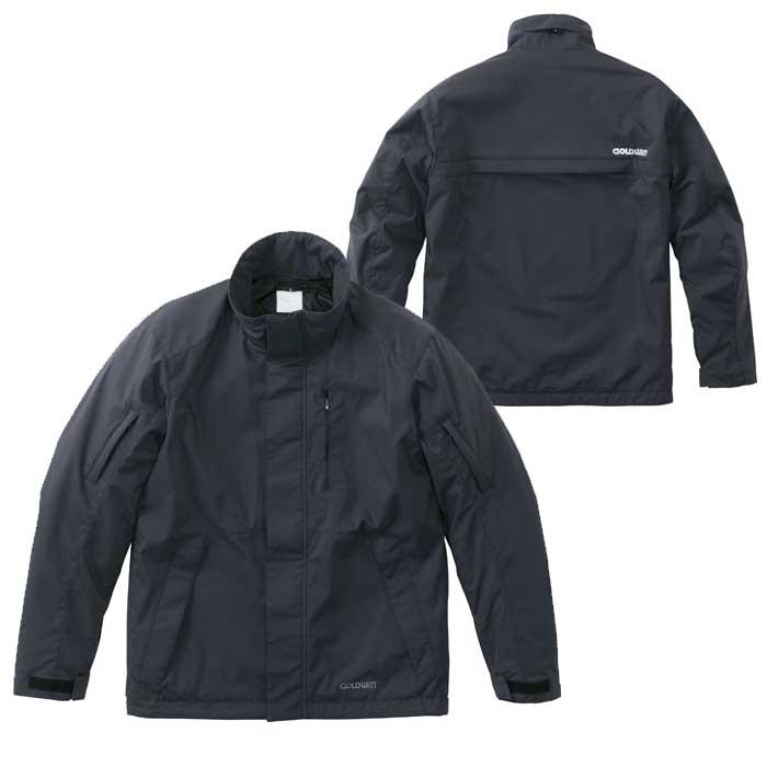 GOLDWIN 〔WEB価格〕GSM22853 GWM マルチユースジャケット 防寒 防風 チャコールグレー(CH)◆全4色◆