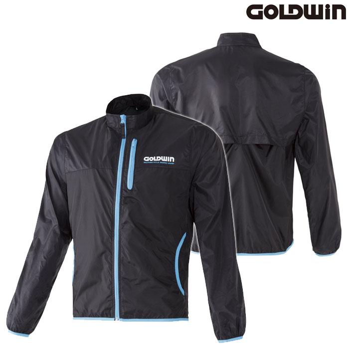 GOLDWIN GSM24800 マルチインナージャケット 防風 ブラック(K)◆全5色◆