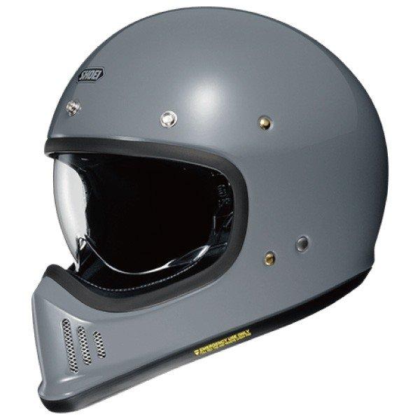 SHOEI ヘルメット 納期6~12ヶ月程度 EX-ZERO【イーエックス - ゼロ】 フルフェイス ヘルメット バサルトグレー
