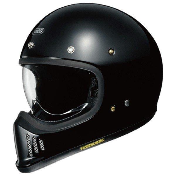 SHOEI ヘルメット EX-ZERO【イーエックス - ゼロ】 フルフェイス ヘルメット ブラック