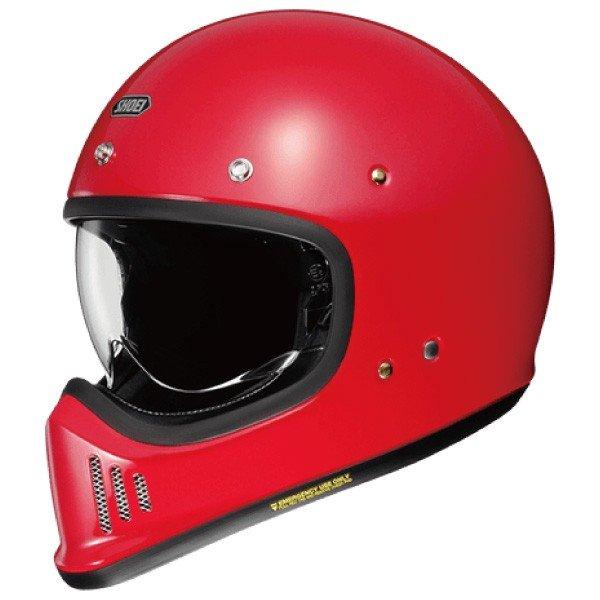 SHOEI ヘルメット EX-ZERO【イーエックス - ゼロ】 フルフェイス ヘルメット シャインレッド