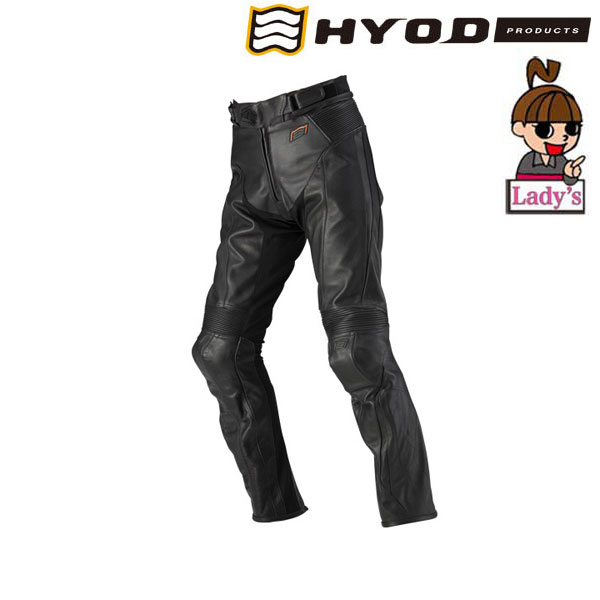 HYOD PRODUCTS (レディース)HSP003N ST-X LEATHER PANTS(BOOTS-OUT) レザーパンツ