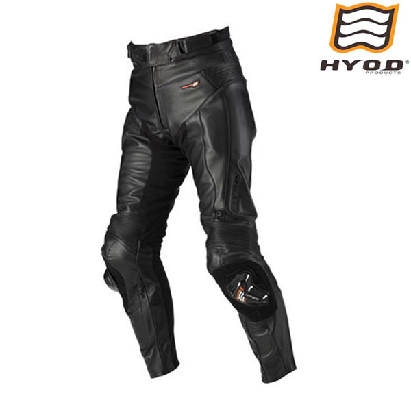 HYOD PRODUCTS HSP006 ST-X LEATHER PANTS(BOOTS-IN) レザーパンツ BLACK◆全2色◆