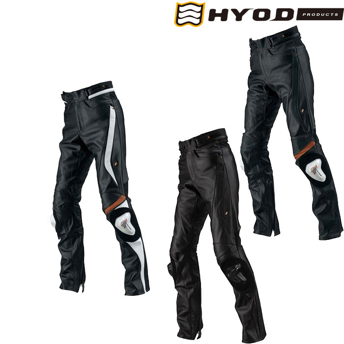 HYOD PRODUCTS ST-X D3O LEATHER PANTS(STRAIGHT)