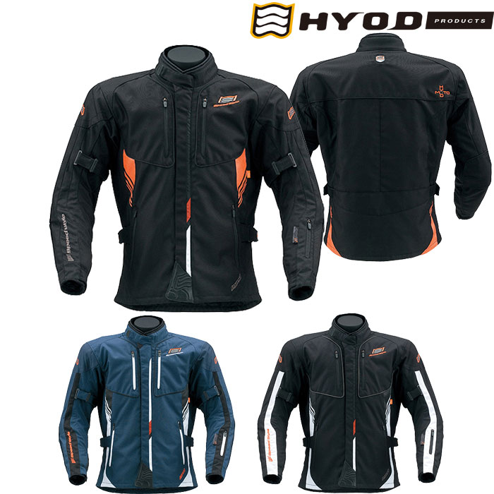 HYOD PRODUCTS 〔WEB価格〕STJ536SPD ST-W GLAIVE D3O《グレイブ》 ウィンタージャケット 防寒 着脱式インナー付